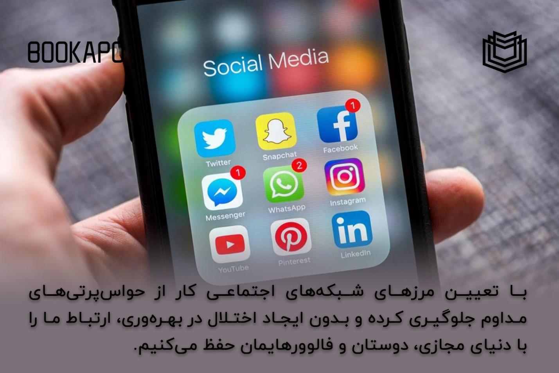 مرزهای شبکه اجتماعی