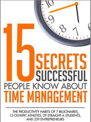15 راز مدیریت زمان