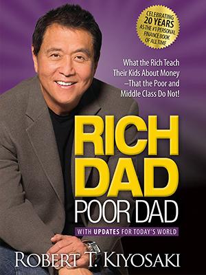 پدر پولدار, پدر بی پول