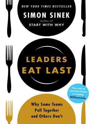 رهبران آخر غذا می خورند
