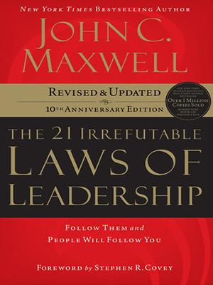 21 قانون انکارناپذیر رهبری