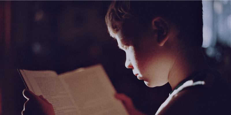 پنج کتاب برای شروع کتابخوانی