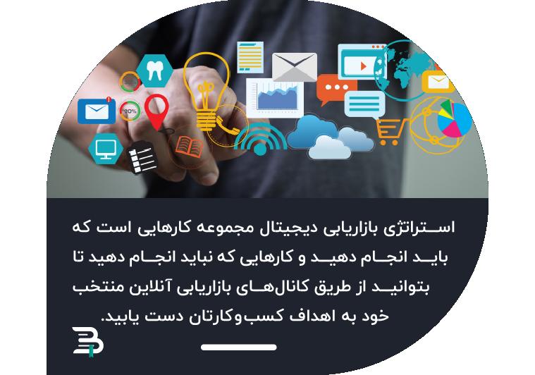 استراتژی بازاریابی دیجیتال چیست